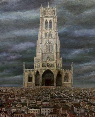 Kathedraal van Tongeren - Guido van Geel(NL)
